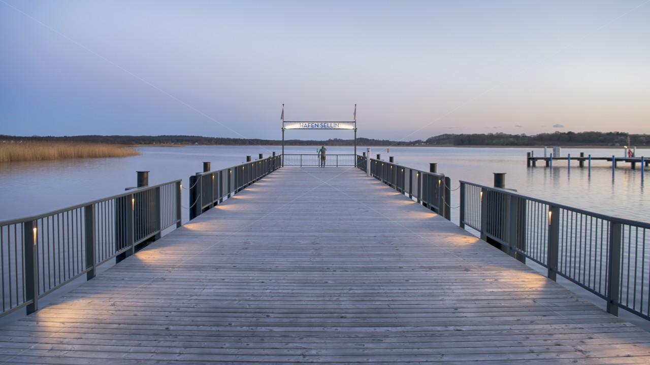 Hafen Ostseebad Sellin