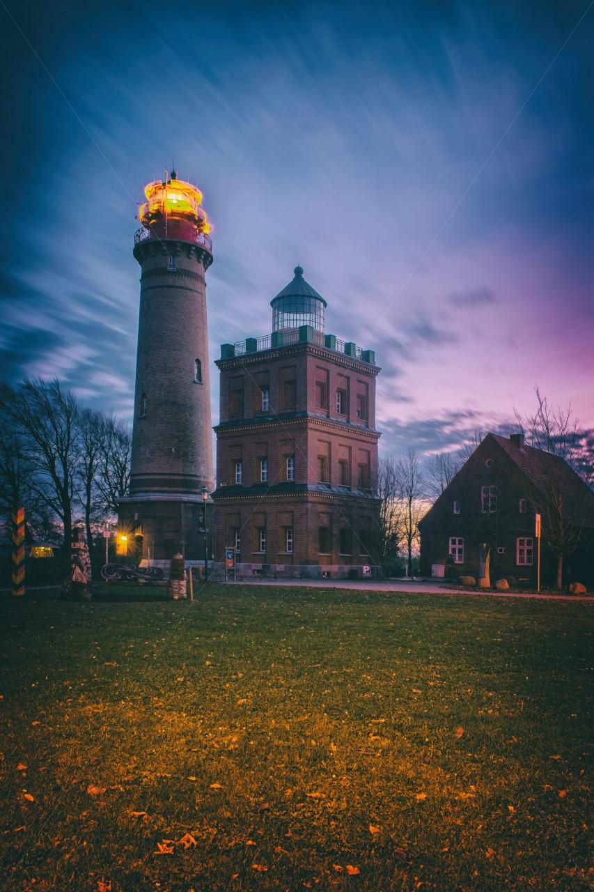 Der Leuchtturm am Kap Arkona