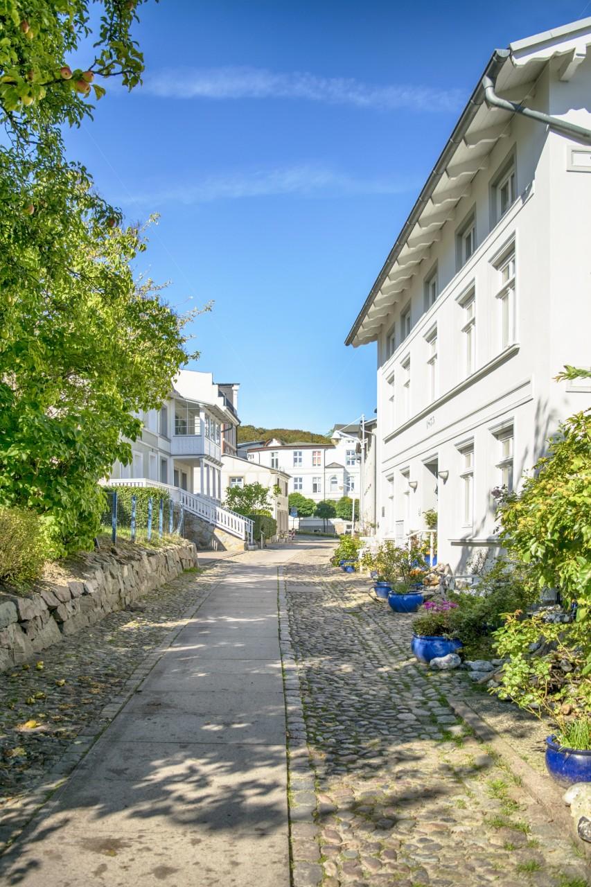 Altstadt Sassnitz