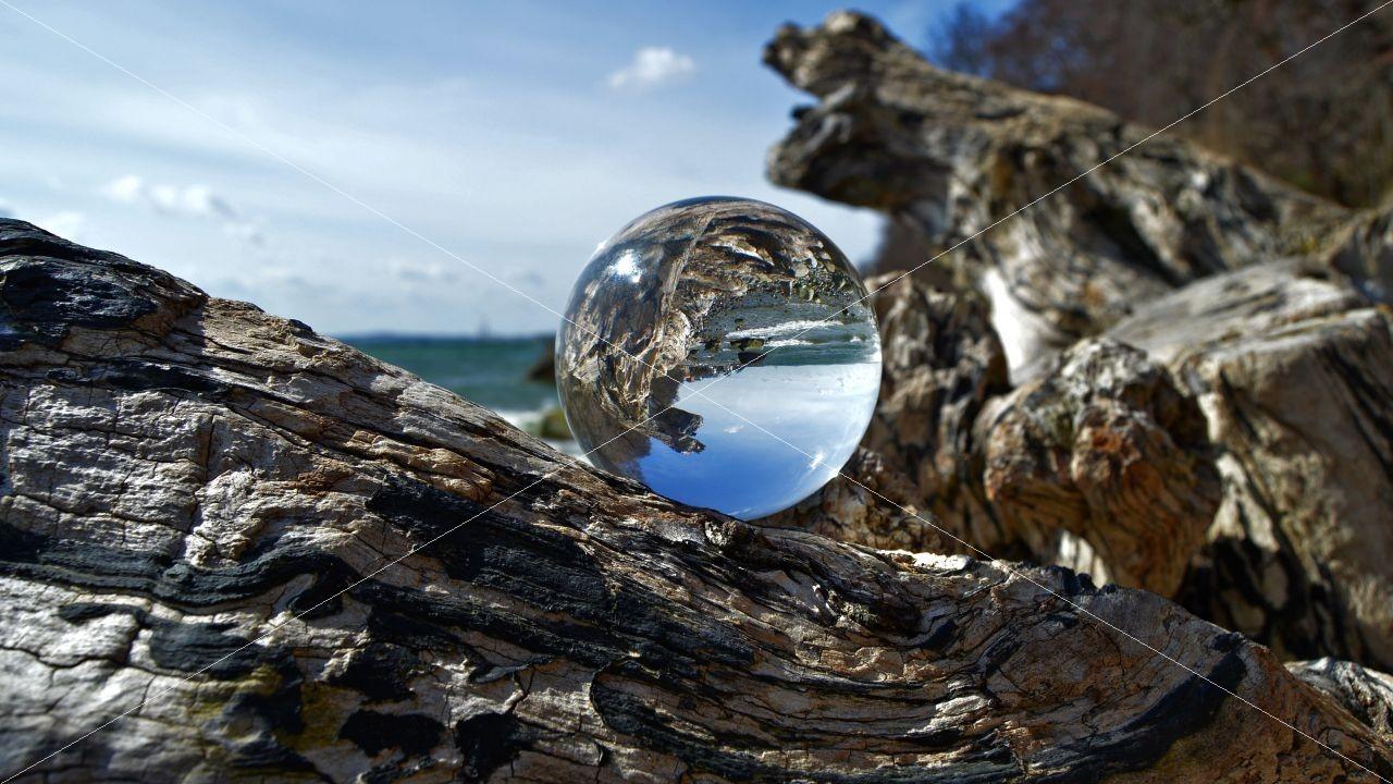 Kugelbilder - Glaskugel Bilder - Glaskugel-Fotos