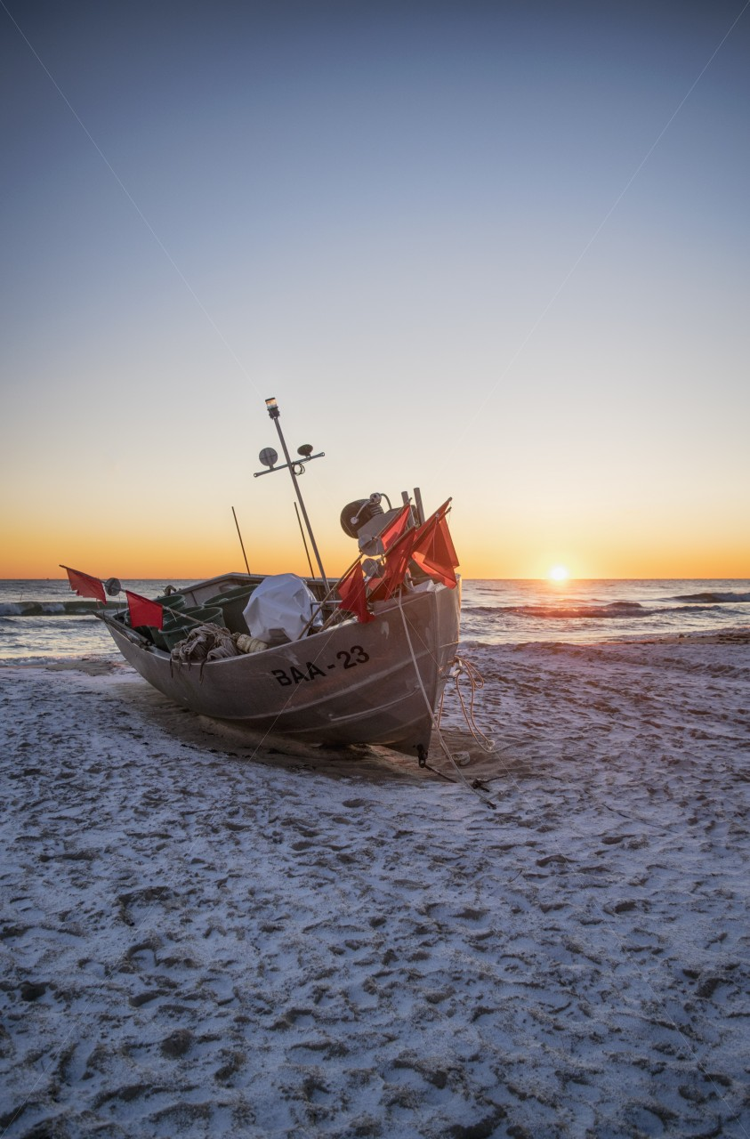 Fischerstrand Baabe